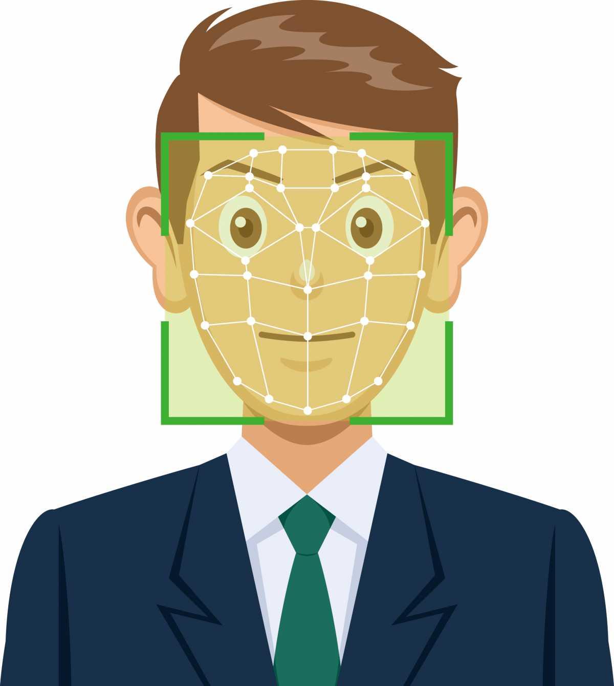 顔認証による従業員管理