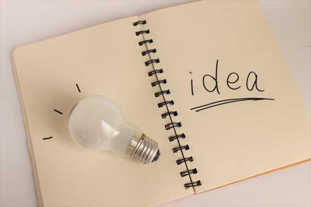 シンプルなのにどんどん新企画が浮かぶ!?「アイデアスケッチ」【前編】