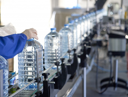 プラスチック製品製造業のB社 様