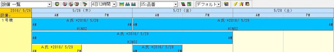 AM/PM単位
